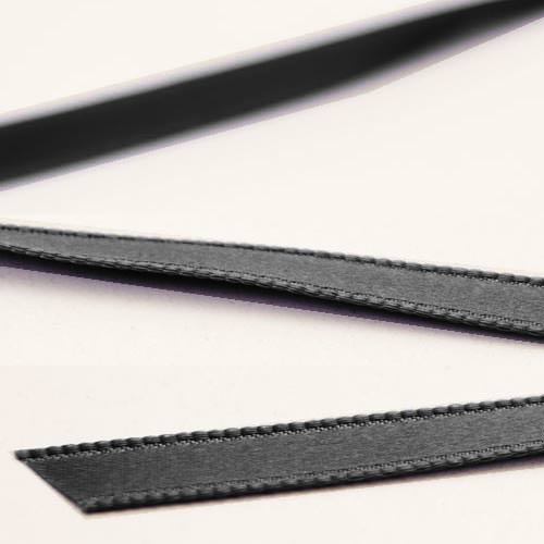 black notary ribbon